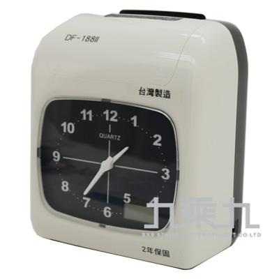 (台灣製)DF-188(II)六欄位打卡鐘