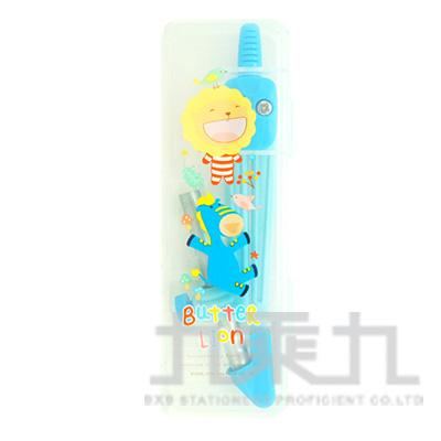 奶油獅圓規(藍) CP505