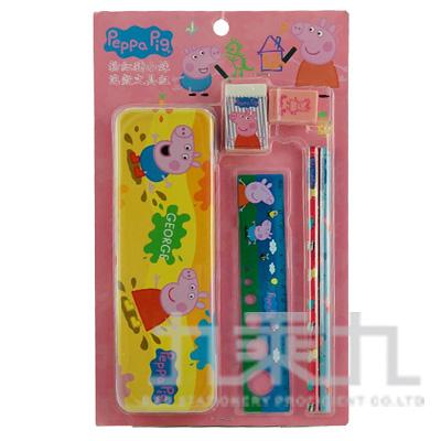 粉紅豬小妹泡殼文具組(3) PGWT120-3