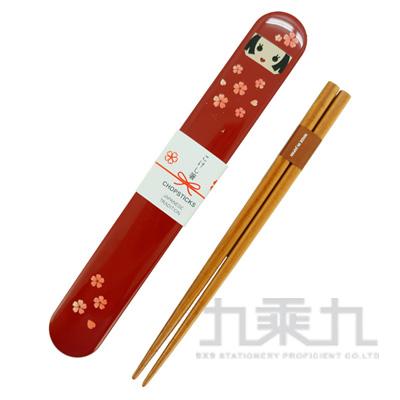日本傳統筷子+人偶盒/花子 Prime-n:173825