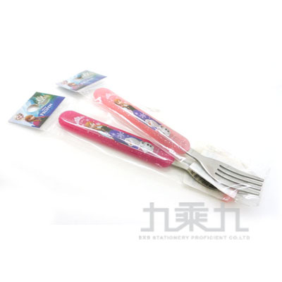 冰雪奇緣不銹鋼叉子(2) FRRC60-4