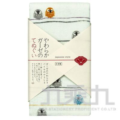 js 新春毛巾-貓頭鷹 JS-585 160404