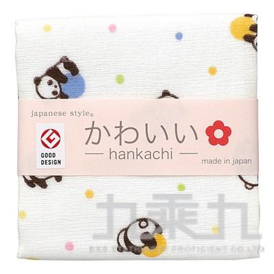 js kawaii小方巾-貓熊 JS-3556 161104