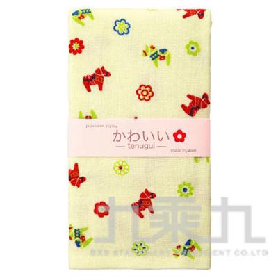 js kawaii毛巾-木馬 JK-560 161150