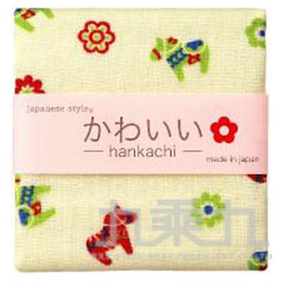 js kawaii小方巾-木馬 JK-3560 161151