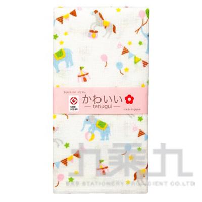 js kawaii毛巾-馬戲團 JK-587 161203