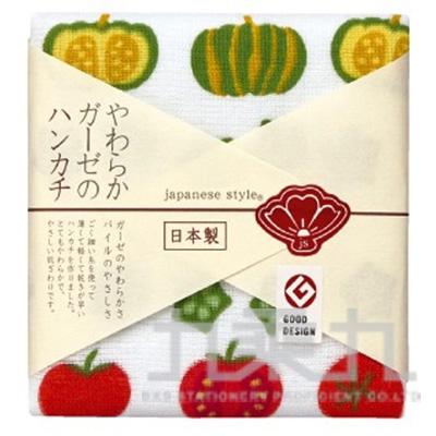 js 夏小方巾-夏野菜 JS-35006 161241