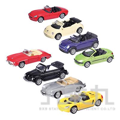 福斯經典合金模型車(8入)