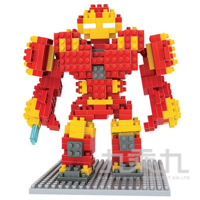 積木-超級鋼鐵人 543