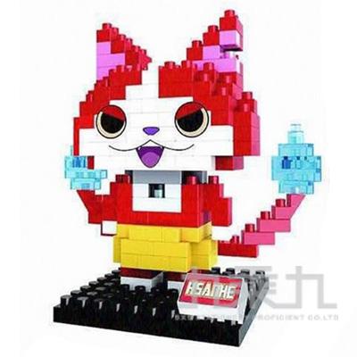 積木-小紅貓 9671