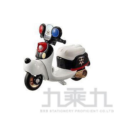 TOMICA 多美小汽車 夢幻米奇警察摩托車 DS46357