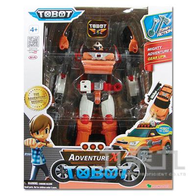 機器戰士 冒險X  YT01031