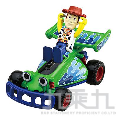 TOMICA 多美小汽車TS-伍迪&遙控車 DS84472