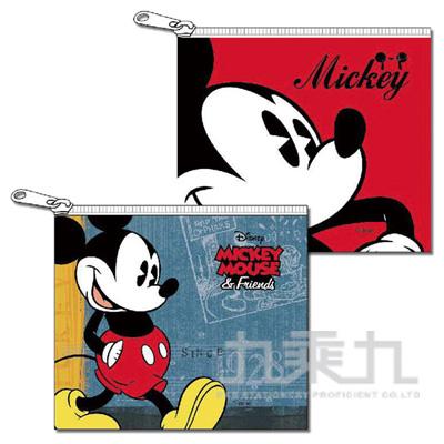 迪士尼米奇拉鏈袋S(3) MIK60-1
