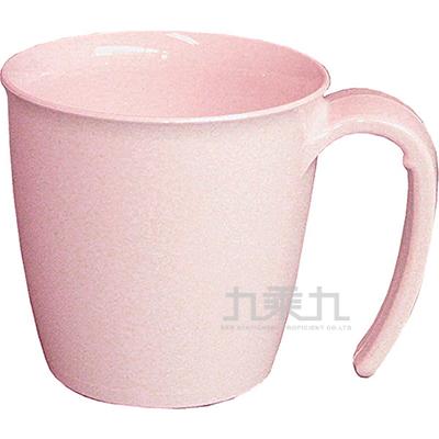 大握把馬克杯-粉紅色