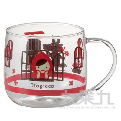 94#小紅帽耐熱馬克杯-紅TG-40119