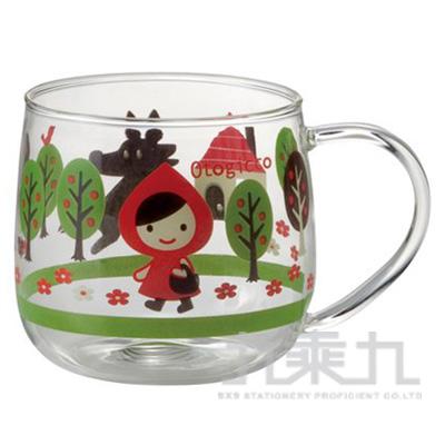 94#小紅帽耐熱馬克杯-綠TG-40120