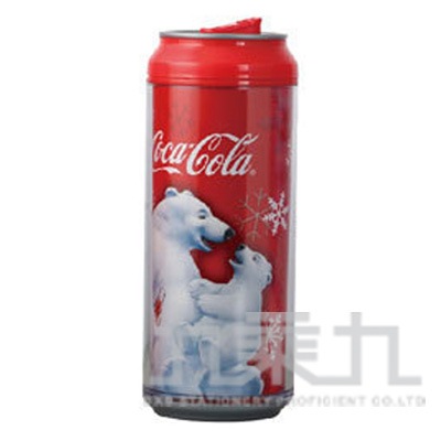 98#Coca Cola易開罐隨行杯-(可樂溫情)473cc 1802-1