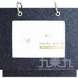典藏回憶經典相框相本(黑)-簡單生活PA-365C
