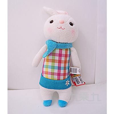 35cm提拉米兔玩偶-彩格款 M746-4
