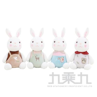 94#22cm提拉米兔歐風版-棕衣白鶴 1360-2-2
