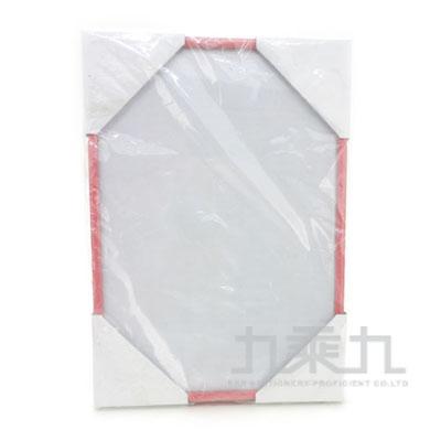 多功能A4鋁框(210*297MM)-粉  FJ-ALA4