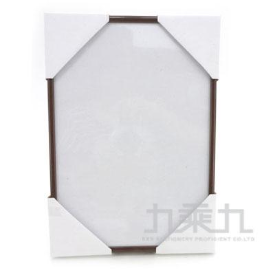 多功能A4鋁框(210*297MM)-咖  FJ-ALA4