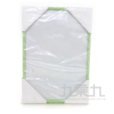多功能A4鋁框(210*297MM)-綠  FJ-ALA4