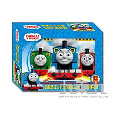 湯瑪士小火車立體六面拼圖 TQ001T