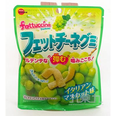 北日本Fettuccine軟糖(白葡萄)50g