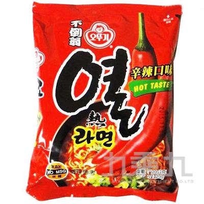 不倒翁-辛辣拉麵120g
