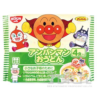 日清麵包超人馬克杯麵-烏龍(4入)