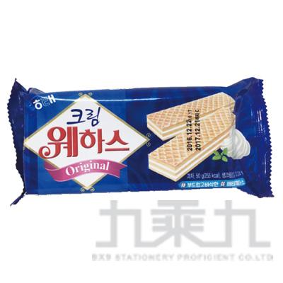 98#韓國威化餅-奶油50g