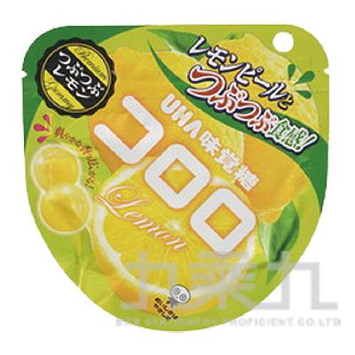 味覺可洛洛Q軟糖-檸檬40g