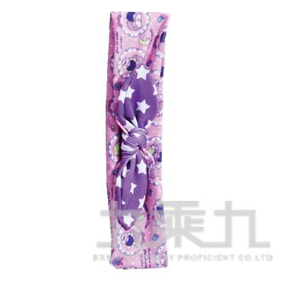 雙子星兔耳束髮髮帶-紫 746328