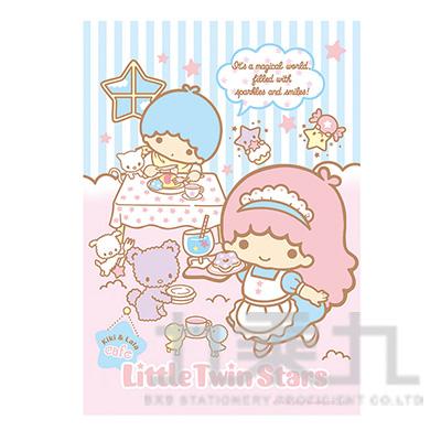 Little Twin Stars 雙子星咖啡館拼圖108片 HP0108-095