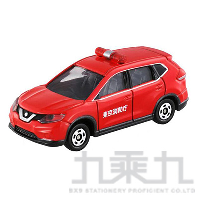 TOMICA 多美小汽車 日產消防指揮車 TM001A3