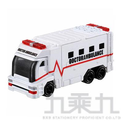 TOMICA 多美小汽車 醫師救護車 TW89893