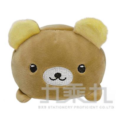 滑鼠謢腕墊/小熊 881620
