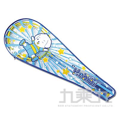 新版 HEBIBI雙人羽拍組(透明袋)A240
