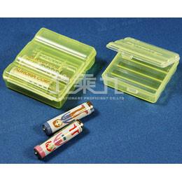 K6021 3.4號電池收納盒﹙2入﹚