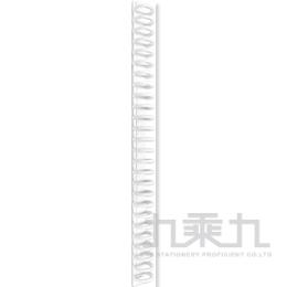 塑膠26孔夾-白 YZG52601-1