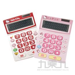 KITTY 12位大型計算機 粉紅 KT-2279