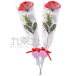 單枝花康乃馨