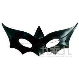 黑色蝙蝠眼罩