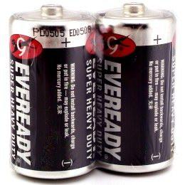 永備電池﹙黑﹚2號 2入