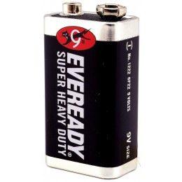 永備電池ER9V
