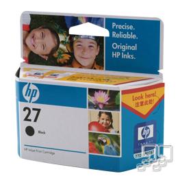 HP黑色墨水C8727A/DS3420