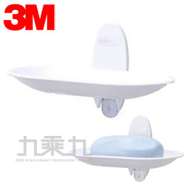 3M 無痕肥皂架﹙極簡耐用型﹚17660