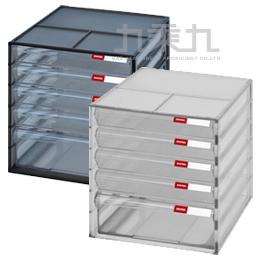 SHUTER 樹德 桌上型5抽資料櫃 DD-114